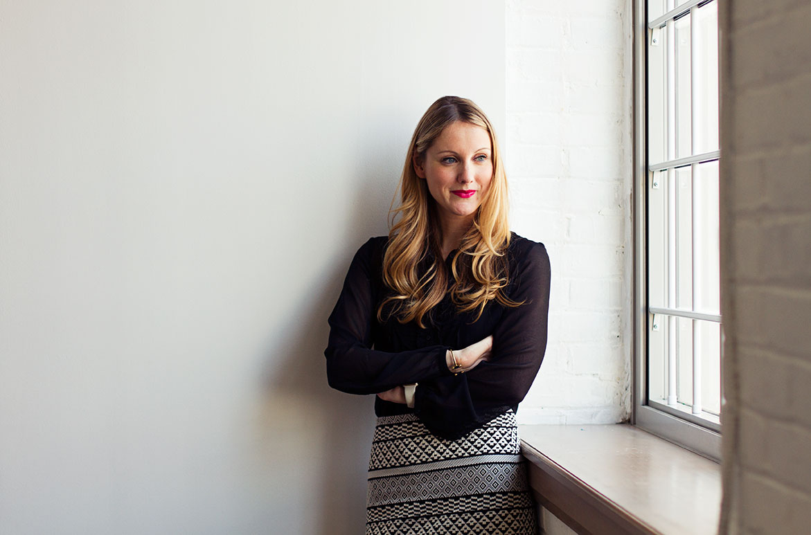 Erin Bury, Managing Director & Entrepreneur